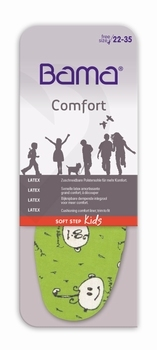 Bama Comfort Inlegzool Soft Step Kids